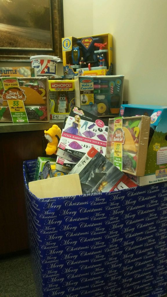 Toys For Tots Rochester Hills Drop Off location