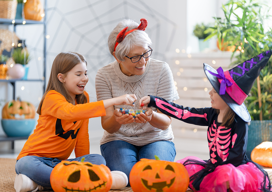 halloween candy, Covid-19, candy buyback, family dentist