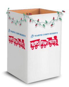 donate to toys for tots, toy collection, rochester hills