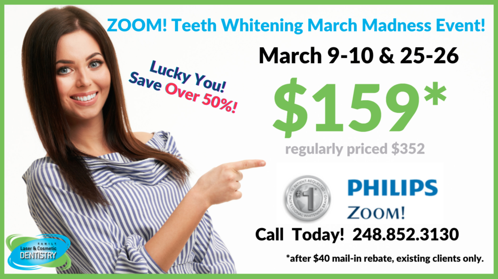 winning smile, family dentist, teeth whitening, rochester hills